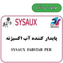 SYSAUX FABSTAB PER   پایدار کننده آب اکسیژنه