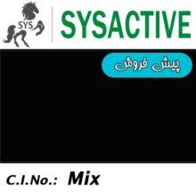 SYSACTIVE Jet Black مشکی ریاکتیو