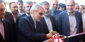 افتتاح مجموعه سیس الوان، آزمایشگاهی به وسعت یک کارخانه رنگرزی، در شهرک صنعتی سالاریه ورامین